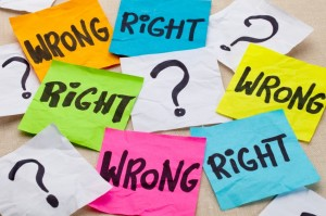 workplace harassment - wrong or right?
